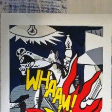 Arte: LAMINA DE -GUERNICA 1971.EQUIPO CRÓNICA.- MUSEO DE BELLAS ARTES DE BILBAO. 2005. TAMAÑO 45X32 CMS. Lote 189526838