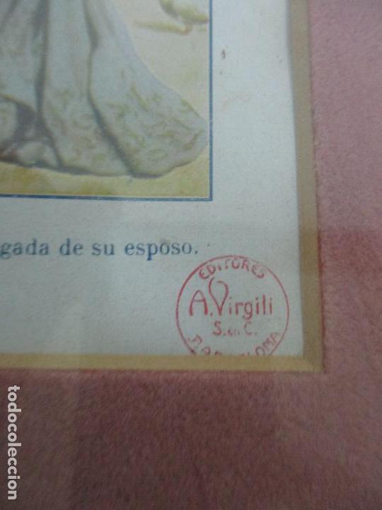 Arte: 12 Escenas de Género - V. Giné, A. Seriña, J. Cantarell - Ediciones A. Virgili - Finales S. XIX - Foto 4 - 143368822