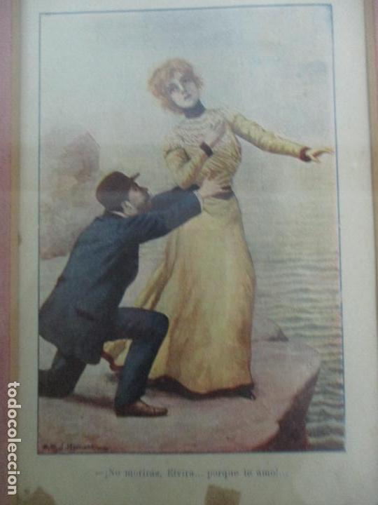 Arte: 12 Escenas de Género - V. Giné, A. Seriña, J. Cantarell - Ediciones A. Virgili - Finales S. XIX - Foto 11 - 143368822