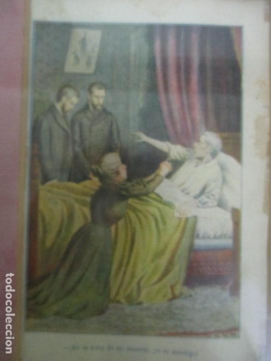 Arte: 12 Escenas de Género - V. Giné, A. Seriña, J. Cantarell - Ediciones A. Virgili - Finales S. XIX - Foto 12 - 143368822