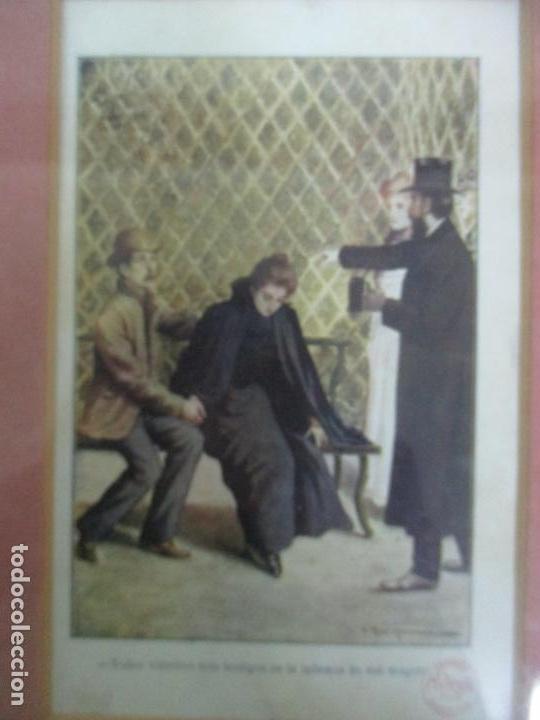 Arte: 12 Escenas de Género - V. Giné, A. Seriña, J. Cantarell - Ediciones A. Virgili - Finales S. XIX - Foto 13 - 143368822