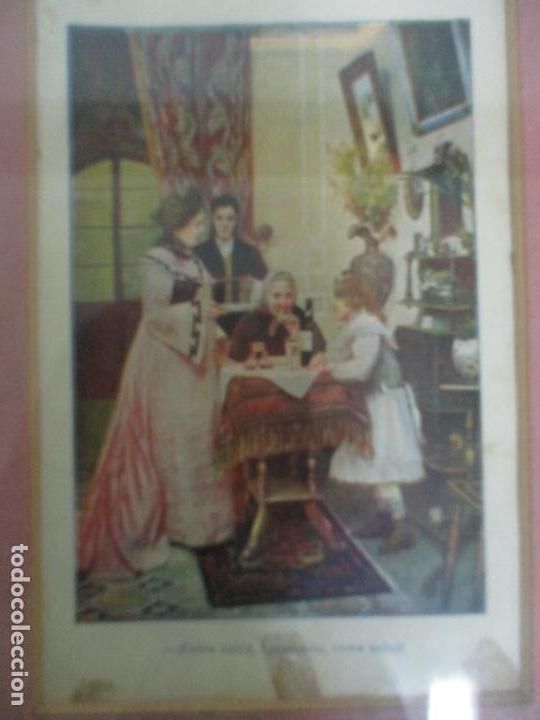 Arte: 12 Escenas de Género - V. Giné, A. Seriña, J. Cantarell - Ediciones A. Virgili - Finales S. XIX - Foto 15 - 143368822