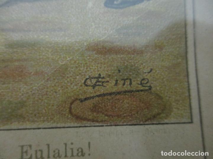 Arte: 12 Escenas de Género - V. Giné, A. Seriña, J. Cantarell - Ediciones A. Virgili - Finales S. XIX - Foto 6 - 144481358