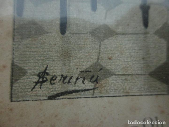 Arte: 12 Escenas de Género - V. Giné, A. Seriña, J. Cantarell - Ediciones A. Virgili - Finales S. XIX - Foto 11 - 144481358