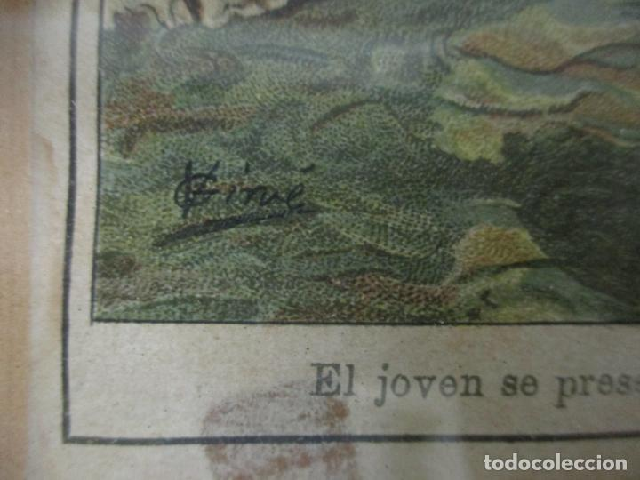 Arte: 12 Escenas de Género - V. Giné, A. Seriña, J. Cantarell - Ediciones A. Virgili - Finales S. XIX - Foto 13 - 144481358