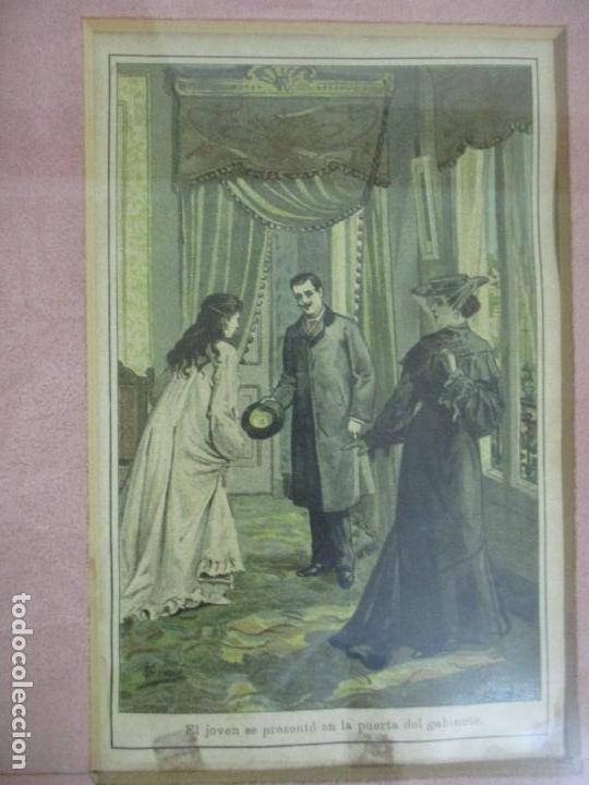Arte: 12 Escenas de Género - V. Giné, A. Seriña, J. Cantarell - Ediciones A. Virgili - Finales S. XIX - Foto 20 - 144481358