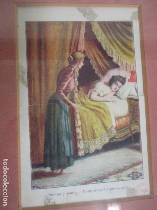 Arte: 12 Escenas de Género - V. Giné, A. Seriña, J. Cantarell - Ediciones A. Virgili - Finales S. XIX - Foto 22 - 144481358
