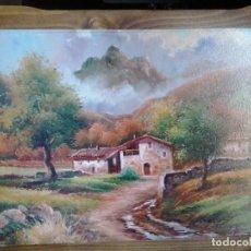 Arte: DOS CUADROS ANTIGUOS . Lote 146849234