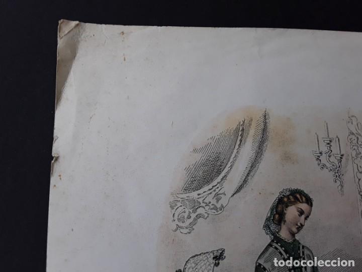Arte: Lámina La Mode Illustrée. La moda ilustrada - Foto 2 - 147217974