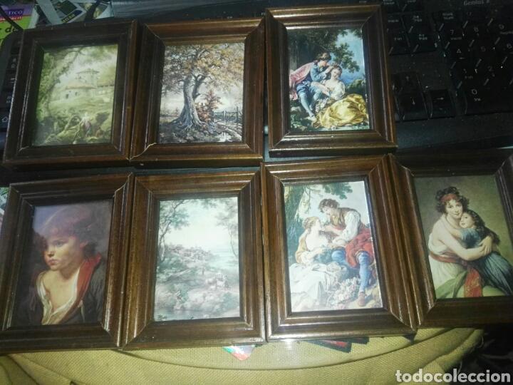 Arte: 7 cuadros miniatura - Foto 4 - 149666414