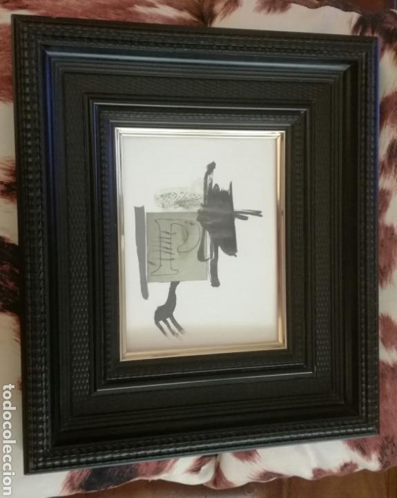 Arte: Marco de madera tallada - Foto 2 - 94443423