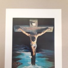 Arte: LAMINA CRISTO.. Lote 151401925
