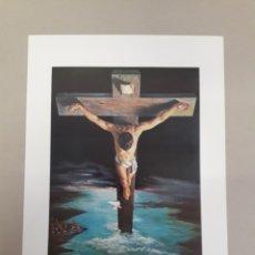 Arte: LAMINA CRISTO.. Lote 151401973