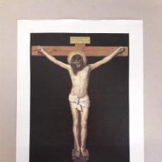 Arte: LAMINA CRISTO.. Lote 151402381