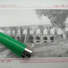 Arte: LAMINA SEVILLA FOTOGRAFIA HUECOGRABADO FOTOGRAFICO AÑO 1900 - 19X13,5 CM VISTA CIUDAD PARA ENMARCAR. Lote 158598226