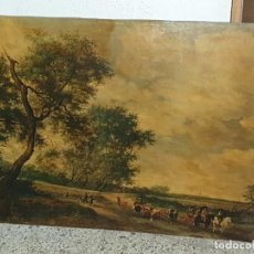 Arte: CARAVANA CAMPESTRE. Lote 161219366