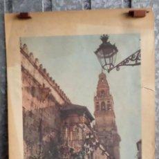 Arte: MEZQUITA DE CÓRDOBA 1959. Lote 165420122