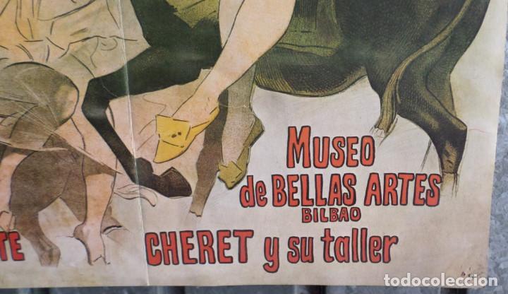 Arte: BAL AU MOUUN ROUGE - place blanche - museo bellas artes Bilbao - cheret y su taller - Foto 2 - 165420722