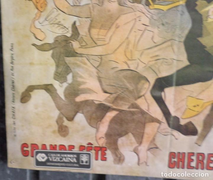 Arte: BAL AU MOUUN ROUGE - place blanche - museo bellas artes Bilbao - cheret y su taller - Foto 3 - 165420722