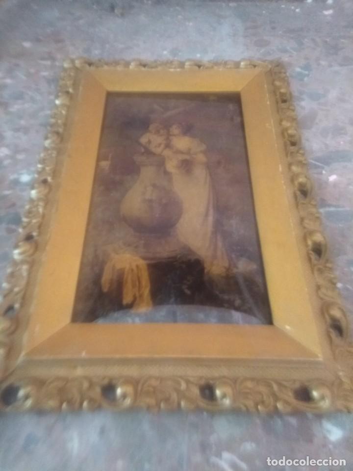 Arte: Cuadro impresión antigua - Foto 2 - 169464368