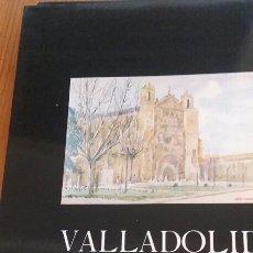 Arte: 6 LÁMINAS DE VALLADOLID ARTÍSTICO. COLECCIÓN CIUDADES ESPAÑOLAS N. 2. Lote 194528873