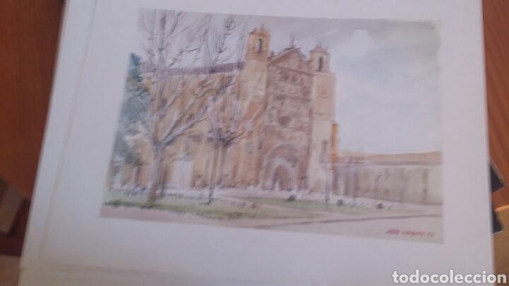 Arte: 6 láminas de Valladolid Artístico. Colección Ciudades Españolas n. 2 - Foto 7 - 194528873