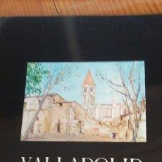 Arte: 6 LÁMINAS DE VALLADOLID ARTÍSTICO. COLECCIÓN CIUDADES ESPAÑOLAS N. 1. Lote 194528943