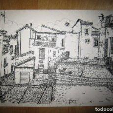 Arte: GRABADO- ILUSTRACIÓN ALBAICÍN (ALBAYZÍN. GRANADA) . Lote 170816520