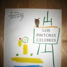 Arte: FRONTISPICIO INÉDITO PICASSO 1964. Lote 170817765