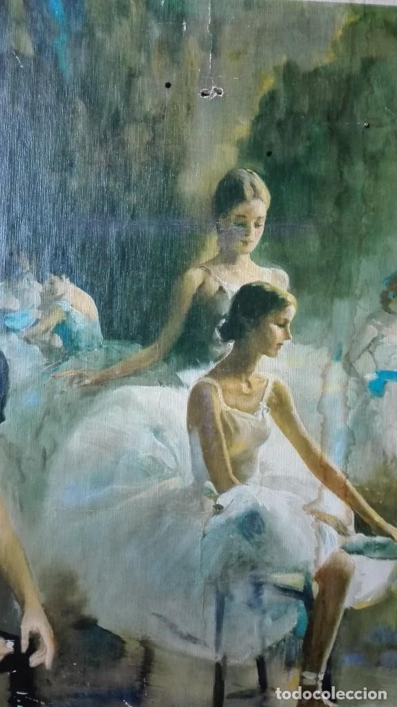 Arte: Palmero la danza lámina - Foto 3 - 171024354