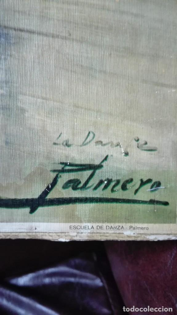 Arte: Palmero la danza lámina - Foto 4 - 171024354