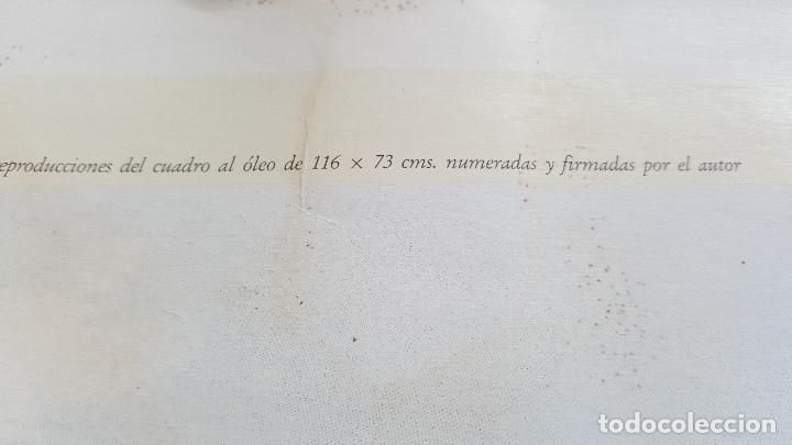 Arte: ESTEBAN ARRIAGA GRAN REGATA COLON 92 - LAMINA DE 69X51.CM APROX - Foto 9 - 174963709