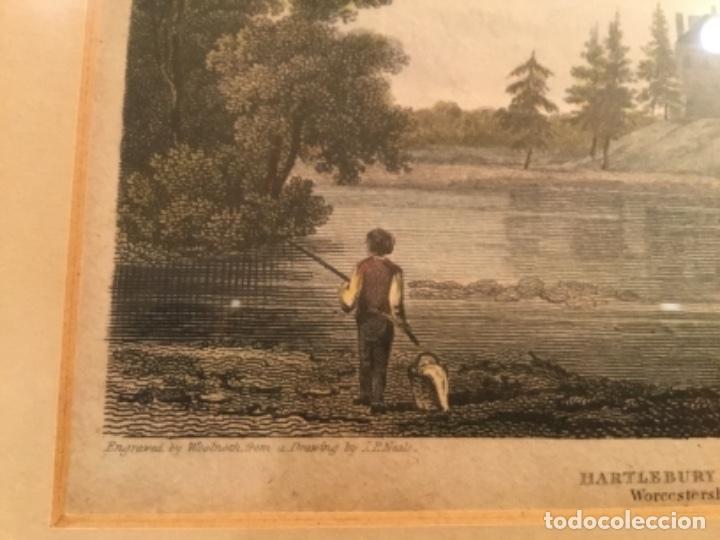 Arte: Cuadros grabados ingleses enmarcados - Foto 4 - 176238240