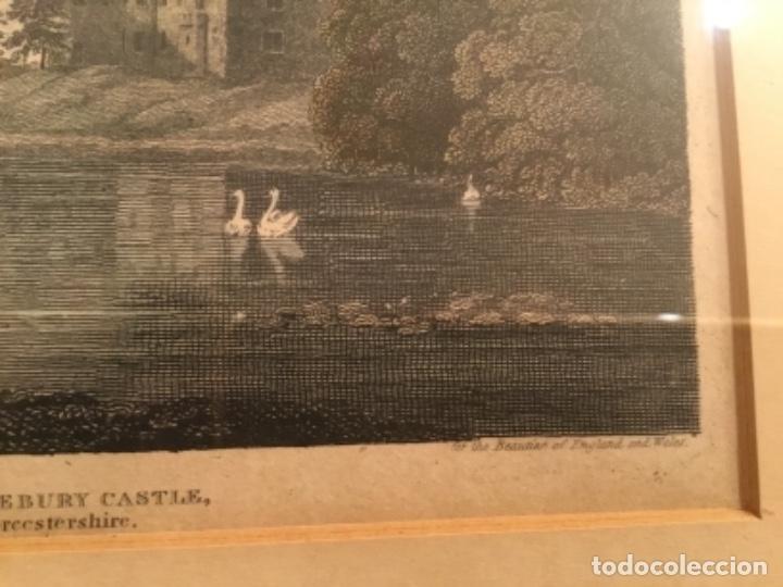 Arte: Cuadros grabados ingleses enmarcados - Foto 5 - 176238240