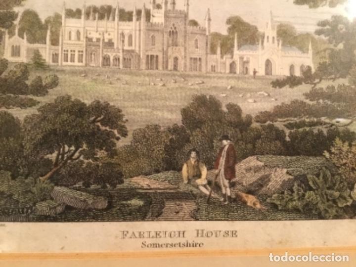 Arte: Cuadros grabados ingleses enmarcados - Foto 6 - 176238240