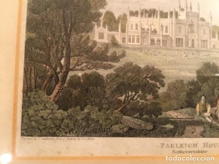 Arte: Cuadros grabados ingleses enmarcados - Foto 7 - 176238240