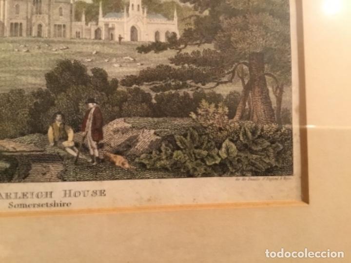 Arte: Cuadros grabados ingleses enmarcados - Foto 8 - 176238240