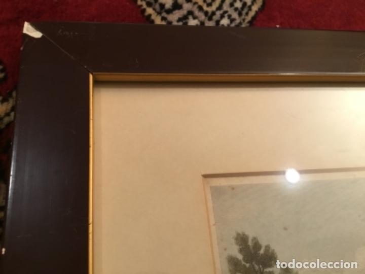 Arte: Cuadros grabados ingleses enmarcados - Foto 9 - 176238240