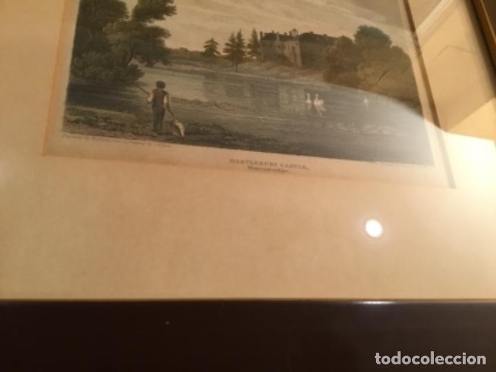 Arte: Cuadros grabados ingleses enmarcados - Foto 13 - 176238240