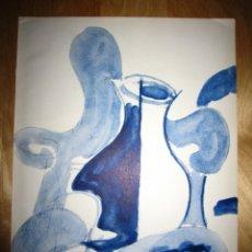 Arte: FRONTISPICIO GEORGES BRAQUE 1963. Lote 177117375