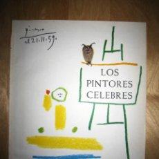 Arte: FRONTISPICIO INÉDITO PICASSO 1964. Lote 177117493