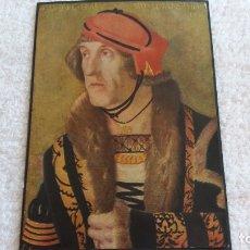 Arte: RECORTE ANTIGUO DE PRENSA O LÁMINA MONTADO SOBRE CARTONÉ A MODO DE POSTAL MANUFACTURADA. Lote 177726759
