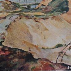Arte: RECORTE ANTIGUO DE PRENSA O LÁMINA MONTADO SOBRE CARTONÉ A MODO DE POSTAL MANUFACTURADA. Lote 177726918