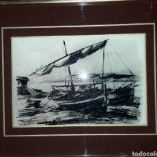 Arte: CUADRO DIBUJO. Lote 178365906