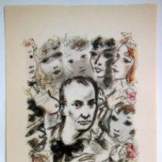 Arte: PENSAMIENTOS. SERRES RAOUL (SCHEM). Lote 178679796