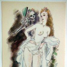 Arte: EL TIEMPO. SERRES RAOUL (SCHEM). Lote 178708180