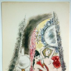 Arte: ESPERANDO. SERRES RAOUL (SCHEM). Lote 178708375
