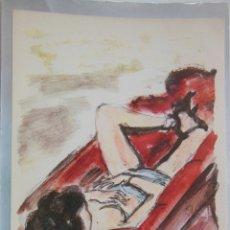 Arte: EN EL SOFÁ. SERRES RAOUL (SCHEM). Lote 178708903