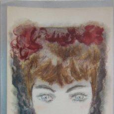 Arte: LA BELLEZA. SERRES RAOUL (SCHEM). Lote 178709145