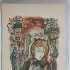 Arte: EN LA CALLE. SERRES RAOUL (SCHEM). Lote 178714765